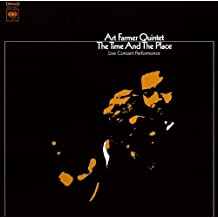 Time & The Place by Art Quintet Farmer (2014-03-04)