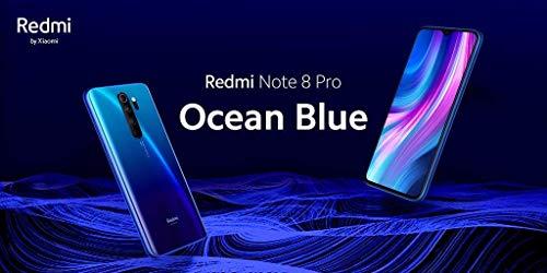 Redmi Note 8 Pro - Smartphone con Pantalla 6,53' FullHD+...
