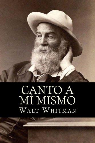 Canto a mí mismo por Walt Whitman