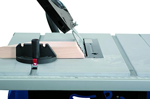 Scheppach Tischkreissäge 255-er Set, 230 V, 2000 W mit Tischverbreiterung und Untergestell, HS105 - 3