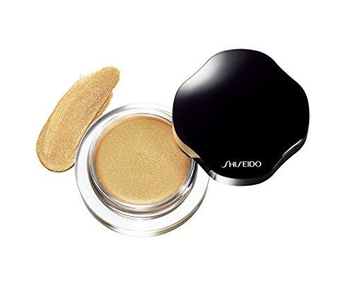 Shiseido Augen femme/woman, Shimmering Cream Eye Color Nummer GD803 Techno Gold, 1er Pack (1 x 6 ml) (Eye Shadow Cream Base)