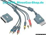 Xbox 360 - Component HD-AV Kabel von Microsoft / OEM