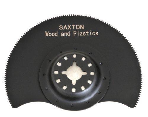 1 x 88mm Saxton Segmentierte Holz Kliinge Fein Multimaster Bosch Makita Pendel Multifunktionswerkzeug