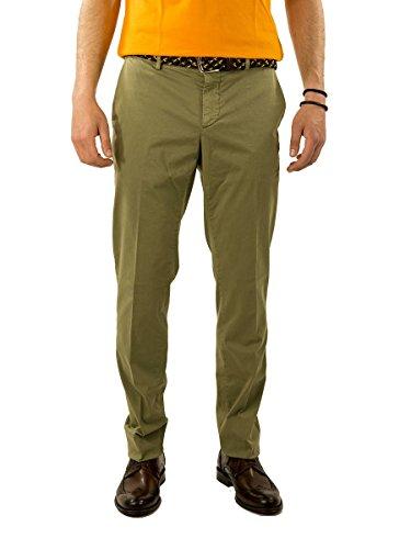 Pantalone Powell Tasca Chino MainApps Verde