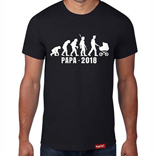 lution//Original T-Shirt - 16 Farben, XS-4XXL//Männer | Geschenk | Geburtstag | Vatertag | Weihnachten #Papa Collection Black 3XL (Schwangere Halloween Ideen)