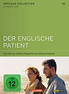 Der englische Patient - Arthaus Collection Literatur