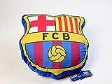 FCB FC Barcelona Cojín Terciopelo 35 x 35 cm