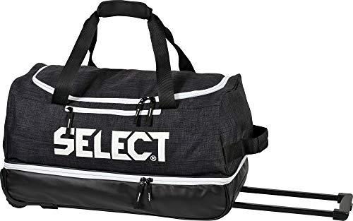 Select Lazio Sporttasche, schwarz, 56 x 29 x 31 cm