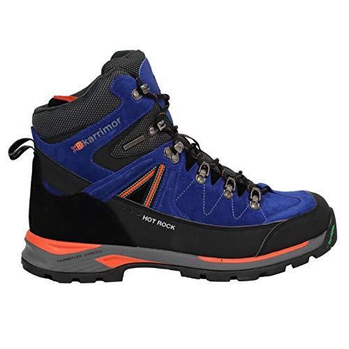 Karrimor Mens Hot Rock Walking Boots Lace Up Waterproof