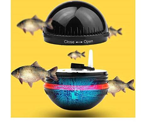 Maple Leaf Bluetooth Smart Wireless Detector Ibobber Angeln Kamera 2 Arten von Köder Fisch Lichter können für EIS, See und Bootsangeln verwendet Werden
