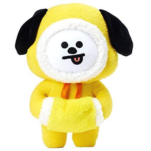 Bosunshine BTS Bangtan Boys Love You You SoulF 'HER' 'Tear 'Überwurfkissen, weicher Samtkern Doll-3