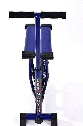 LegMaster Beintrainer Heimtrainer Fitness Equipment Gewichtsabnahmen- Hilfe – Abnehmen und Fitnesstraining Beine, Oberschenkel & Po - 5