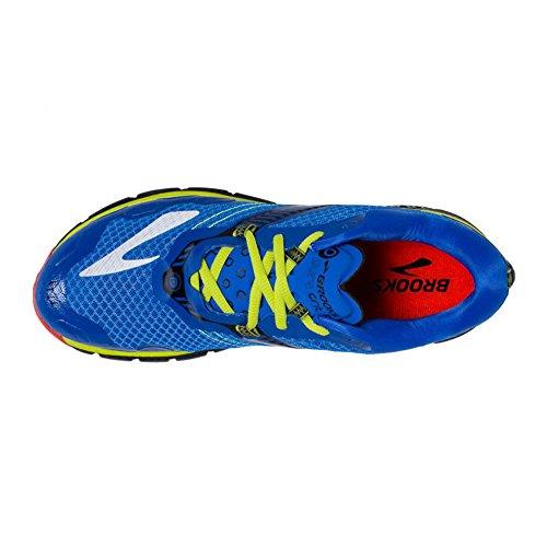 Brooks PureGrit 5, Scarpe da Corsa Uomo Blue