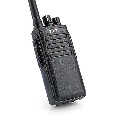 TYT MD-680 UHF 400~480 IP67 Water Resistant 2200Mah High Battery Capacity 10W DMR Digtial Handheld Two-way radio Walkie Talkie Transceiver -