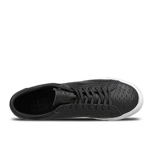Nike Herren Tennis Classic Ac Ht Laser Turnschuhe, Schwarz, Weiß, 39 EU Schwarz / Schwarz-Weiß