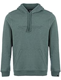 Animal Luna Hoody Moss Green Marl