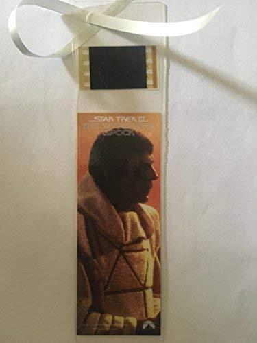 Star Trek III DR Spok Film Cell Lesezeichen zum Sammeln Geschenk