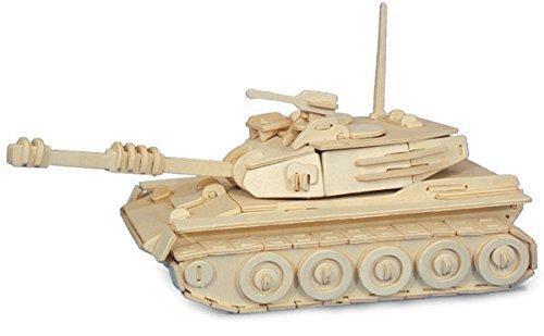 Panzer QUAY Holzkonstruktion Kit FSC