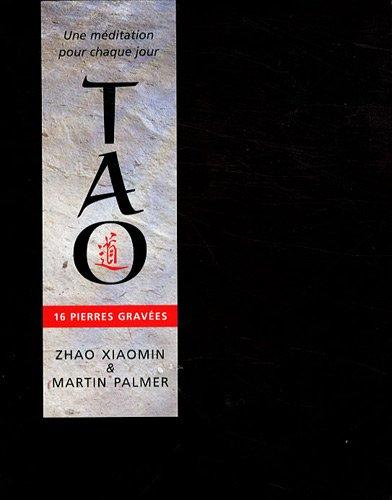 Coffret TAO : Avec 16 pierres gravées par Zhao Xiaomin