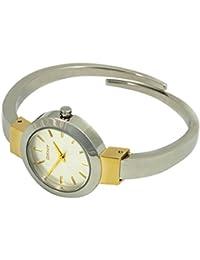 DKNY Damen-Armbanduhr Stanhope Analog Quarz Edelstahl beschichtet NY2352