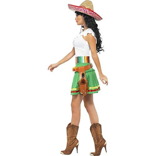 Imagen de traje de mujer mexicana disfraz méxico vestuario alternativa