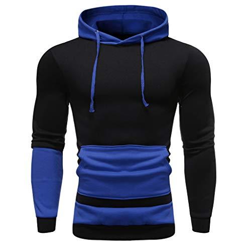 HHyyq Langärmliger Hoodie Outwear Tops Bluse Sweater Frauen Lose Rundungskragen Knopf Kordelzug Mantel Bluse Oberseite T-Shirt Blutdruck Sweatshirt Pullover Herren Herbst Winter Mode Jacket