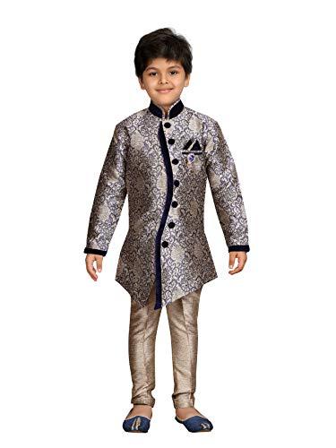 AJ Dezines Kids Party Wear Indo Western-Set für Jungen