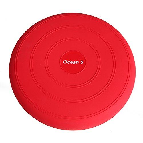 Ocean5 Shakti, Balancekissen, aufblasbares Sitzkissen, Ø 33cm