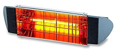 Plein Air Super Infrarot Heizer 1300W - Quartz-Heizung Soleado Elektrik von Kemper bei Heizstrahler Onlineshop