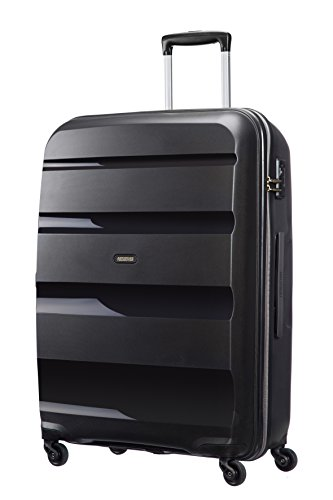 American Tourister Bon Air Spinner Suitcase 75 Cm, 91 L, Nero