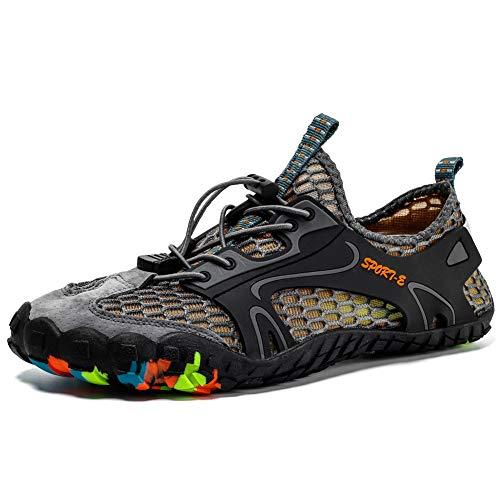 Zapatos Agua Hombre Mujer Zapatillas Senderismo Playa