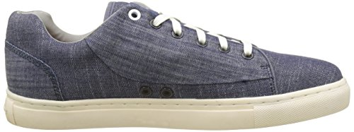G-STAR RAW Thec Denim, Sneakers Basses Homme Bleu (Chambray 3735)