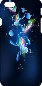 Koolbug Printed Hard Back Case Cover For Apple Iphone 5S
