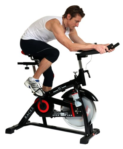 Christopeit Heimtrainer Racer Bike XL 2 - 2