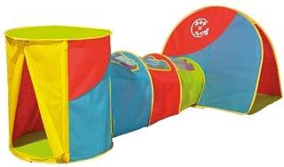Worlds Apart - 863834 - Tente De Jardin - Igloo Et Cylindre Reliées par Tunnel - Kid Active Concertina Combo (B006FT0640) | Amazon price tracker / tracking, Amazon price history charts, Amazon price watches, Amazon price drop alerts