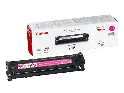 Preisvergleich Produktbild Canon 1978B002 716 Tonerkartusche magenta 1.500 Seiten