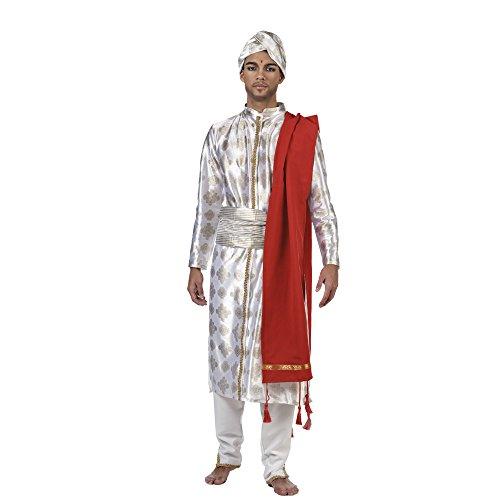 Imagen de limit sport  disfraz de hindú bollywood, para hombre, talla l ma657