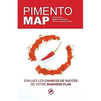 Pimento Map