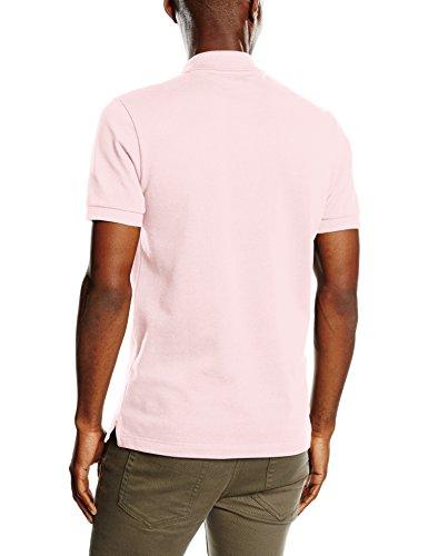 Lacoste Herren Poloshirt Rosa (Flamant)