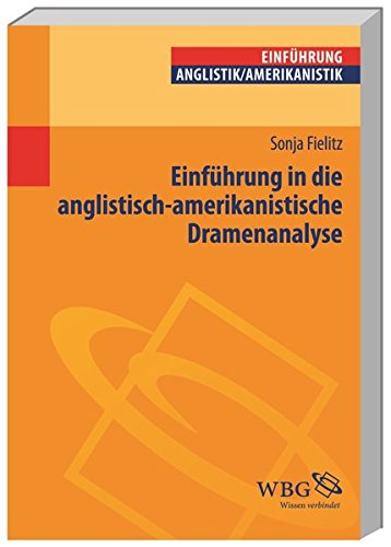 Einführung in die anglistisch-amerikanistische Dramenanalyse (Studium kompakt)