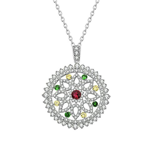 daesar-gold-plated-necklace-womens-pendant-wheel-white-necklace-cz-necklace-gold-women-necklace