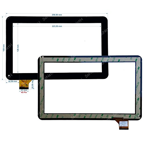 vetro tablet mediacom Vetro Touch screen Digitizer 10
