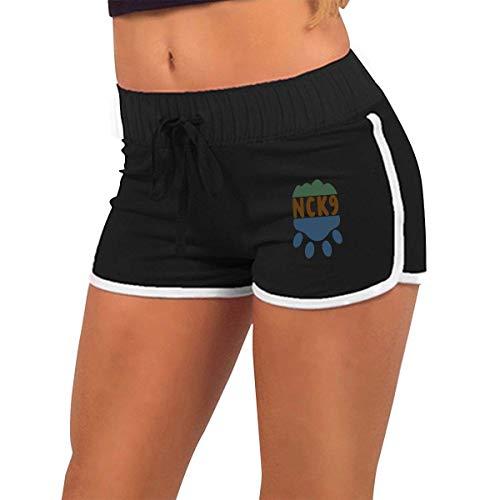 Beagle Kostüm Baby - Keep Calm and Love Beagles Women's Sexy Shorts Fashion Beach Hot Shorts XL
