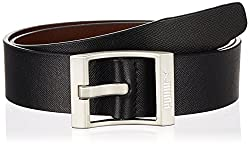 Puma Mens Leather Belt (4056205791157_XL_Puma Black)