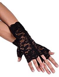 jowiha® Kurze Handstulpen aus Spitze
