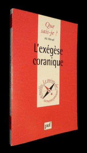 L'Exgse coranique