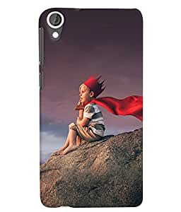 Citydreamz Little Boy\Babies Hard Polycarbonate Designer Back Case Cover For HTC DESIRE 826/ HTC DESIRE 826 (CDMA+GSM)