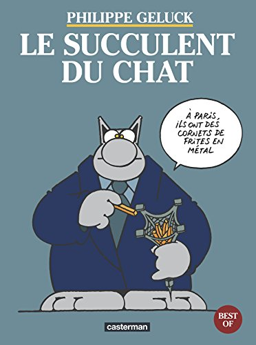 Le Chat - Best of, tome 3 : le Succulent du Chat