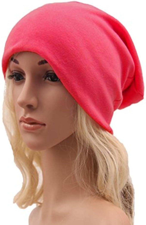 Knitted Hat Home Berretto da Donna Lavorato Indossare a Maglia  all Uncinetto 8200fdc82666