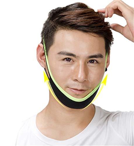 Yeying123 Schlafen Dünne Gesicht Mit Kleinen V-Gesichts Bandage Maske Gesicht Melone Facelifting Maske Eng Dünne Doppelkinn -